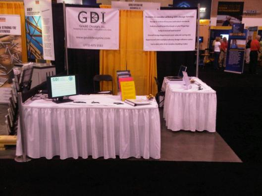 GDI's Booth