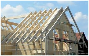 which is better roof trusses or stick framing part 2 gould design incs blog - How To Build Roof Trusses