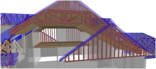 Crazy and complicated truss designs part 10 gould for Bonus room truss design