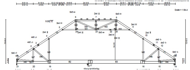 Attic truss room 4 gould design inc39s blog for 40 foot roof truss
