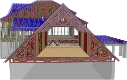 Tedious and sometimes insane design attic bonus rooms for Bonus room truss design
